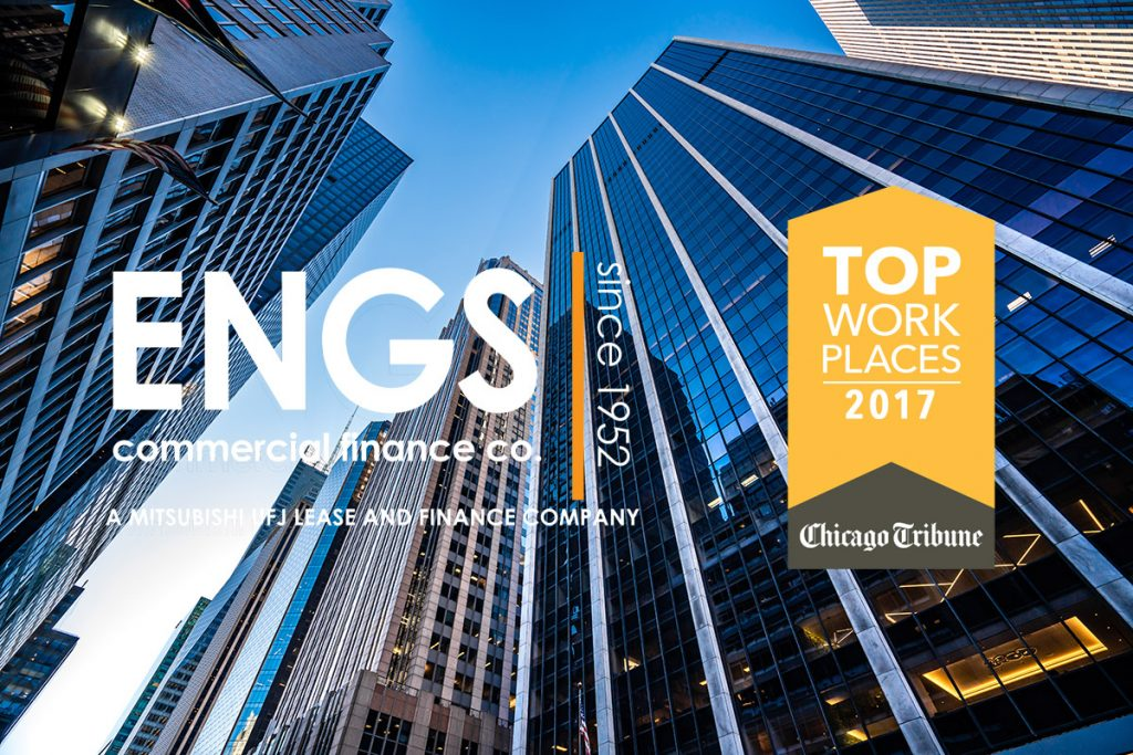 ENGS named a Top Place to Work in 2017