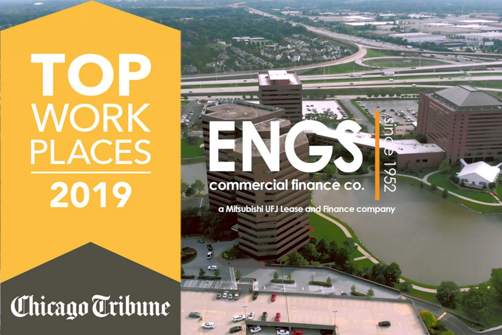 ENGS Named Top Places to work in 2019