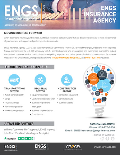 ENGS Insurance Agency One-Pager
