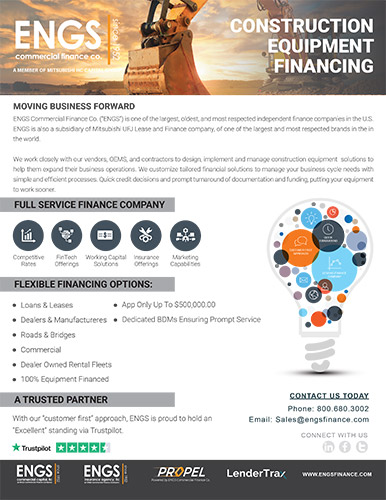 Construction Financing One-Pager