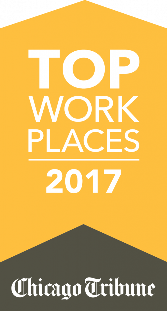 ENGS Named Top Workplaces Chicago