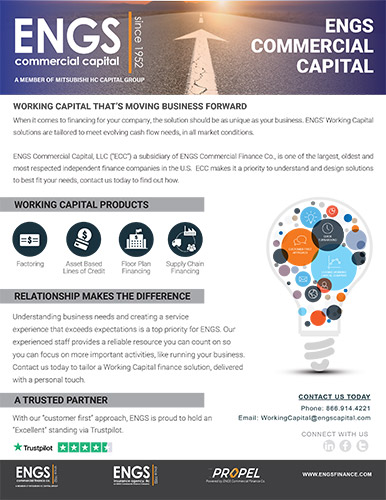 ENGS Commercial Capital Working Capital